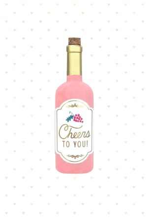 Cheers to You! Mother's Day Card