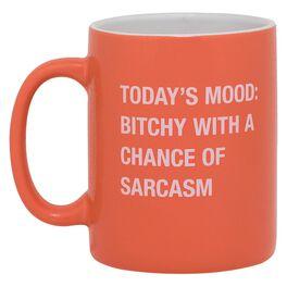 About Face Today's Mood Mug, 16 oz., , large