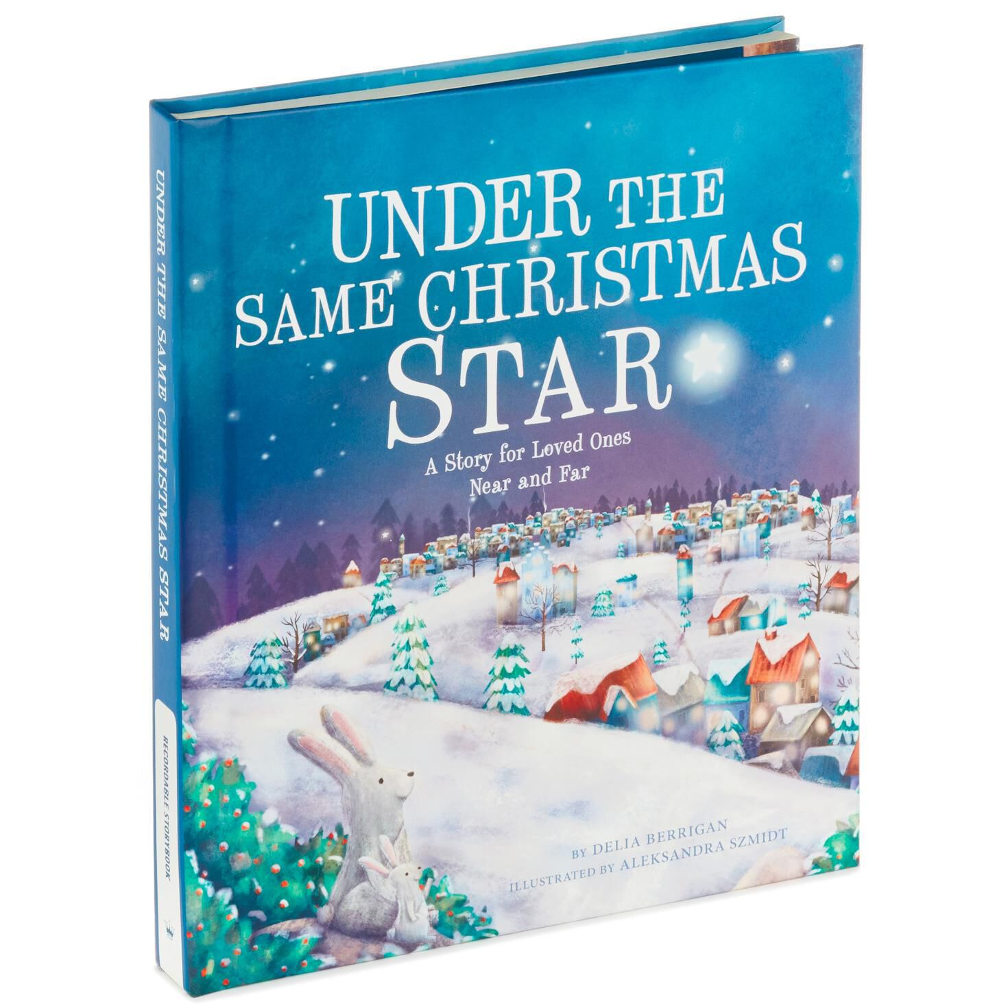 Recordable Christmas Books.Under The Same Christmas Star Recordable Storybook