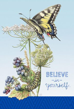 Marjolein Bastin Believe in Yourself Thinking of You Card