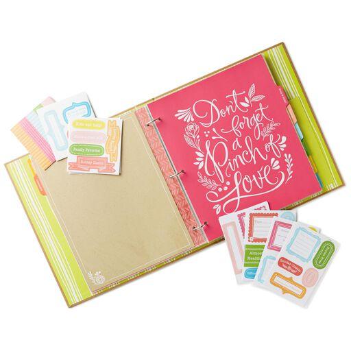 recipe organizers recipe cards books hallmark