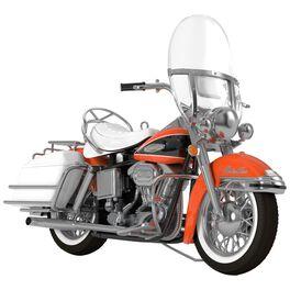 Harley-Davidson® 1968 FLH Electra Glide Ornament, , large