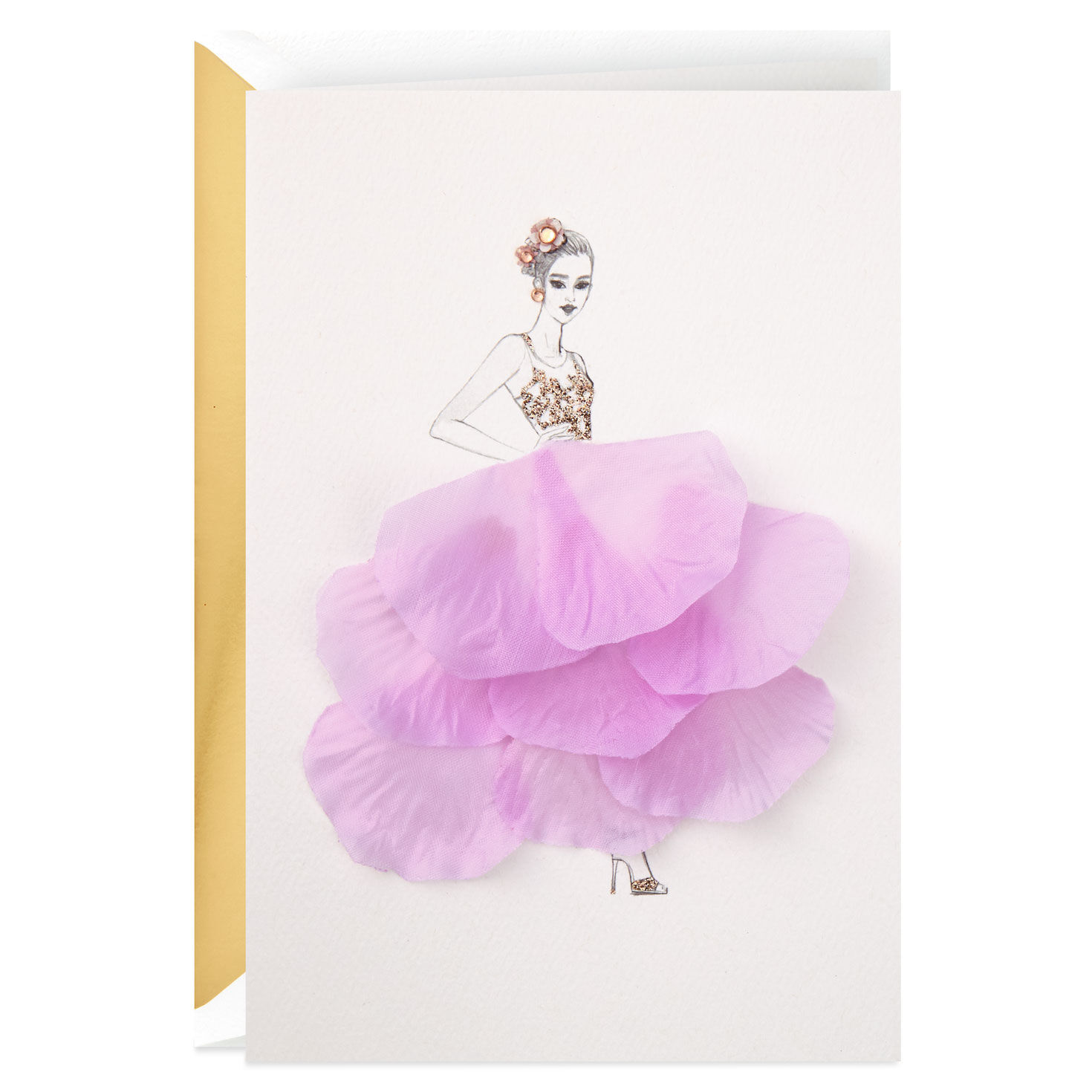 graphic regarding Printable Thinking of You Card called Style Design and style Blank Pondering of On your own Card