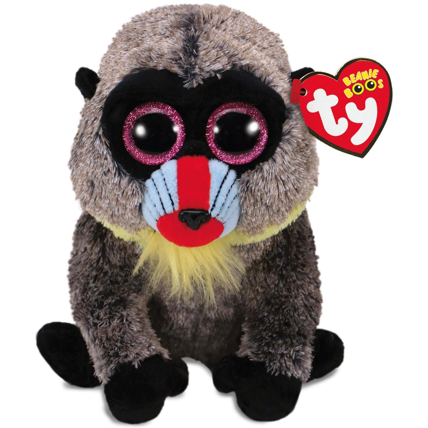 Ty® Beanie Boos Wasabi Baboon Stuffed Animal a0cc86e885f