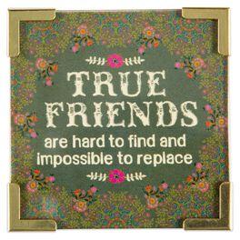 Natural Life Corner Magnet True Friends, , large