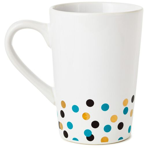 50 Unforgettable Years Ceramic Mug 15 Oz
