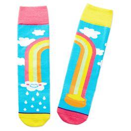 Time To Shine Toe of a Kind Socks, , large