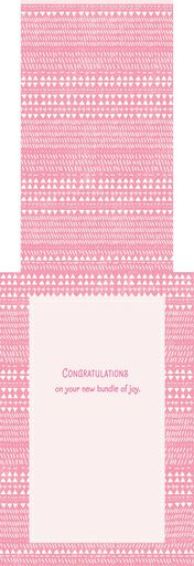 Celebrating Your Daughter New Baby Card Greeting Cards Hallmark