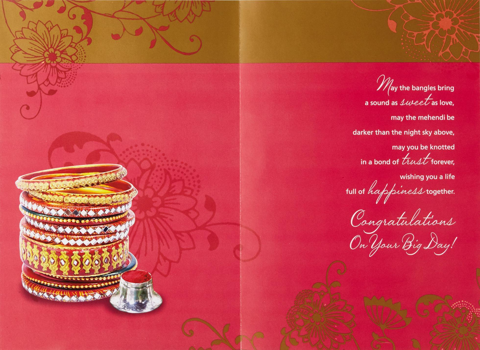Warm Wishes Wedding Card - Greeting Cards - Hallmark