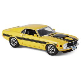 1970 Ford Mustang Boss 429 Die-Cast Metal Car, , large