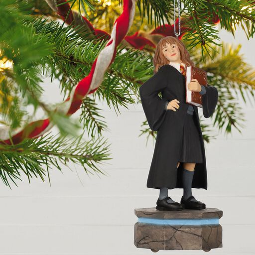 Harry Potter Christmas Ornaments Universal Studios.Harry Potter Collection Hermione Granger Ornament With