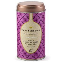 Berry Rooibos Herbal Loose-Leaf Tea Tin, , large