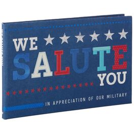 We Salute You: In Appreciation of Our Military Book, , large