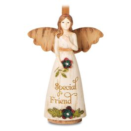 Special Friend Angel Ornament, , large
