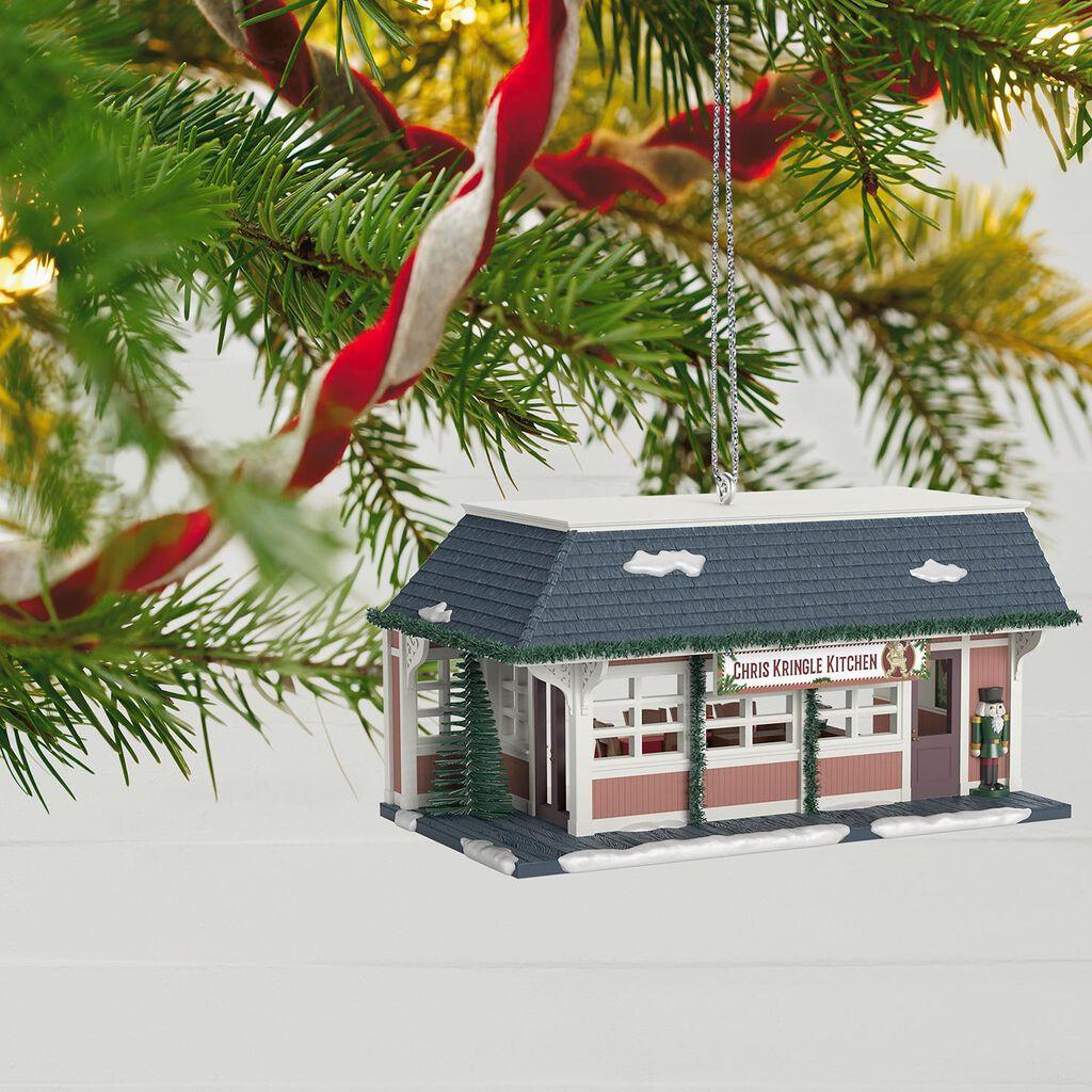 Christmas in Evergreen Chris Kringle Kitchen Ornament - Keepsake ...