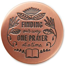 Finding Our Way One Prayer at a Time Magnet, , large