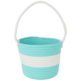 """Blue Easter Basket, 9.5"""", , large"""