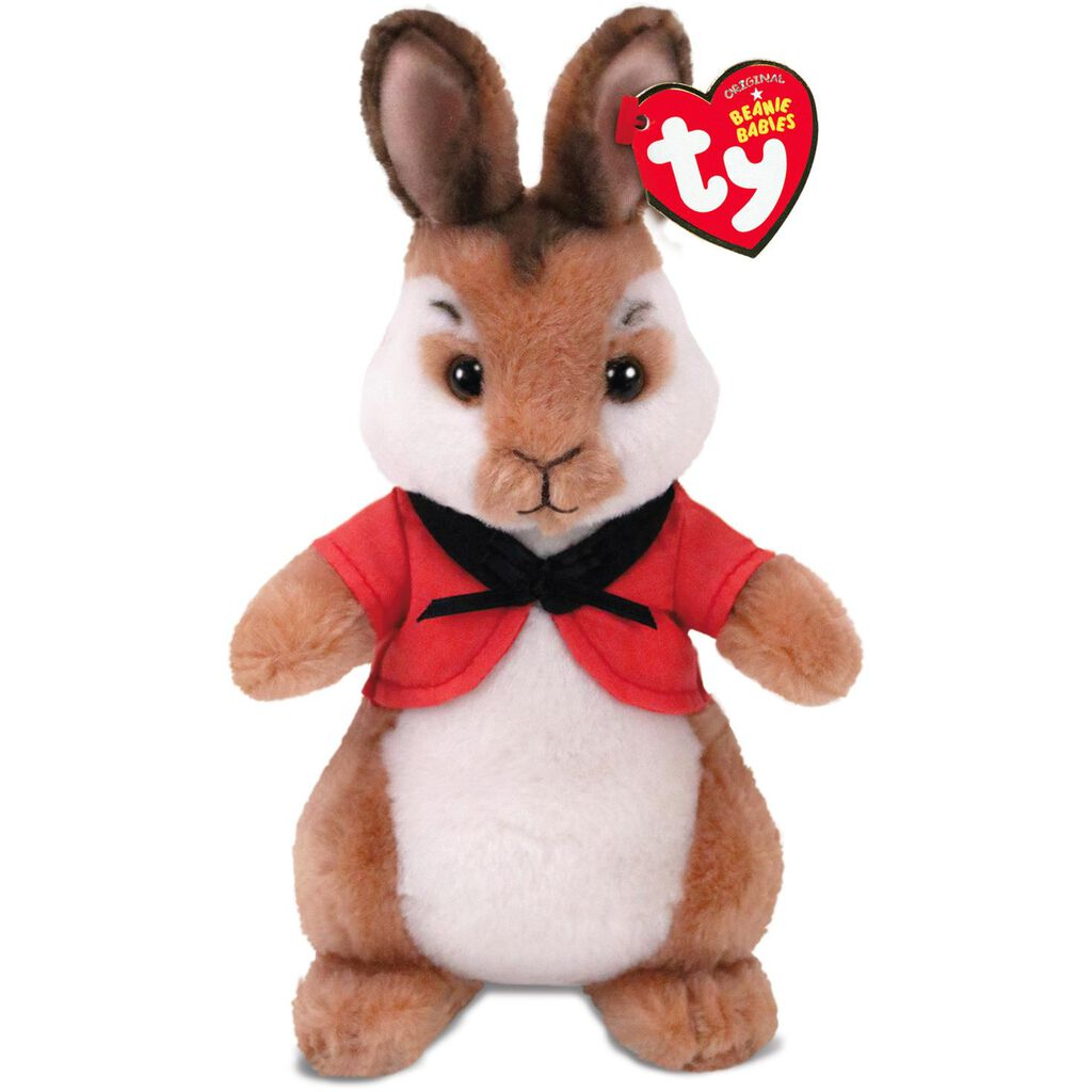 Ty® Beanie Babies Flopsy Rabbit Stuffed Animal fc0a19153eb5