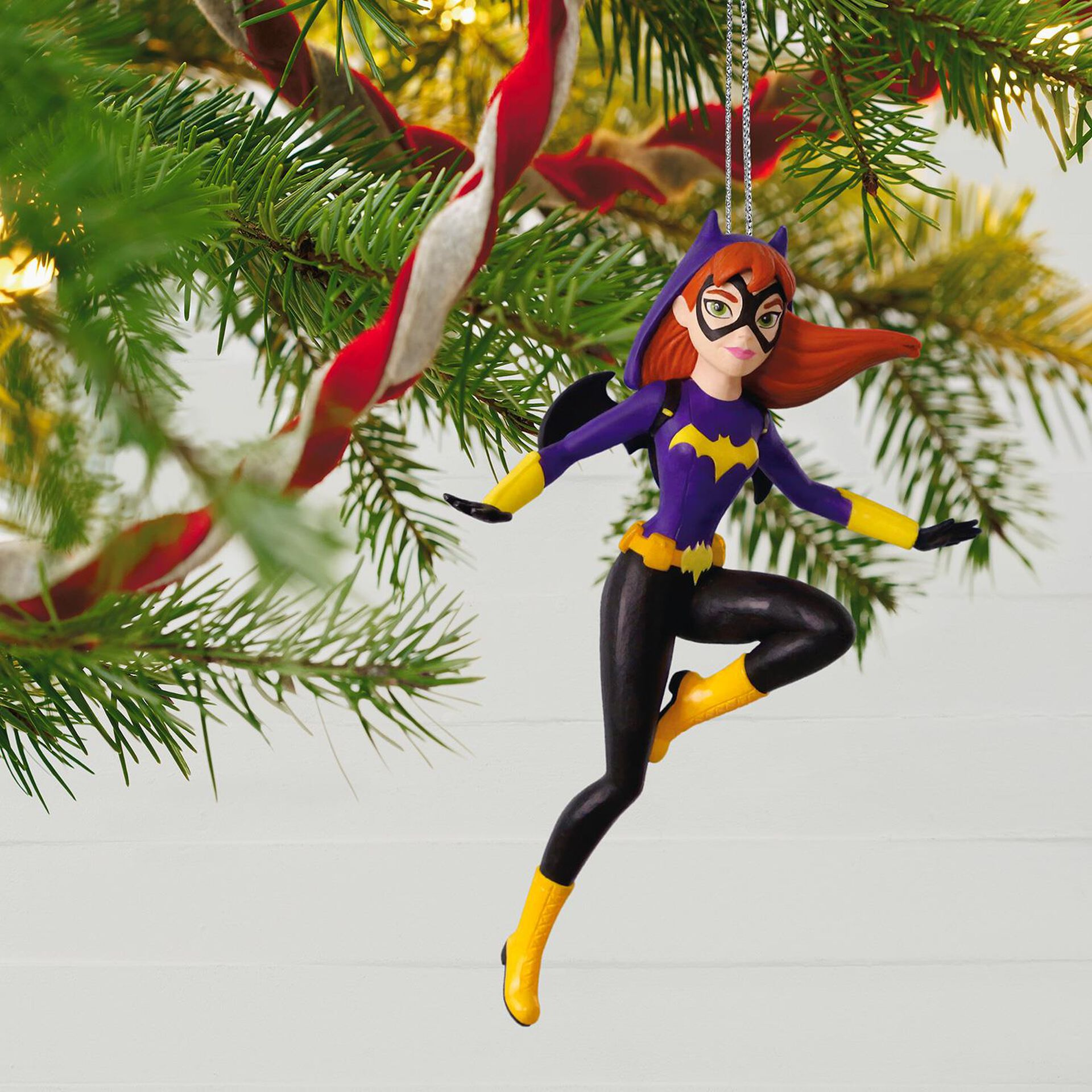Hallmark Keepsake DC Super Hero Girls Batgirl Ornament Movies /& TV Superheroes