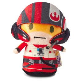 itty bittys® Poe Dameron™ Stuffed Animal, , large