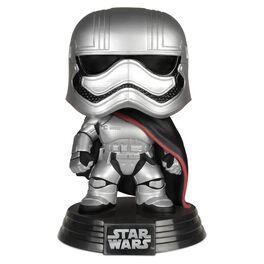 Star Wars FUNKO Pop! Captain Phasma Bobblehead, , large