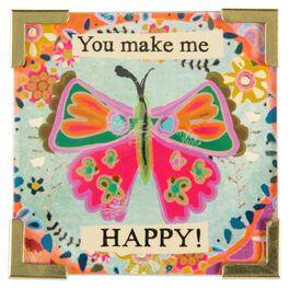 Natural Life Corner Magnet You Make Me Happy, , large
