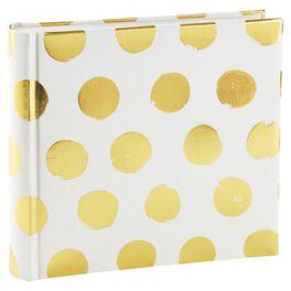 Gold Polka Dot Album, , large