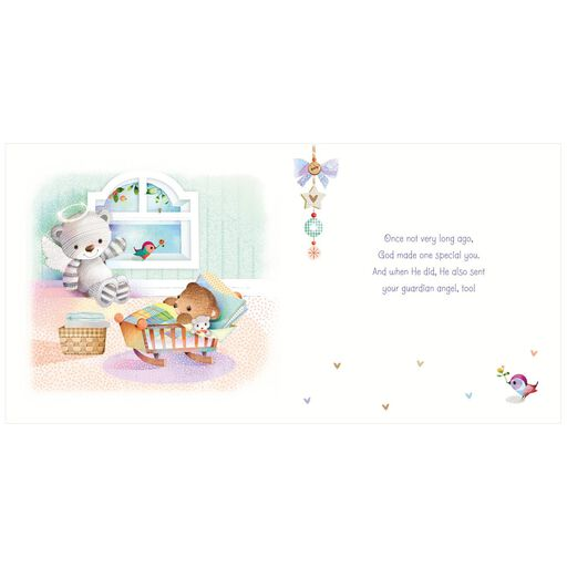 Easter cards gifts ornaments hallmark god sent an angel just for you board book negle Image collections