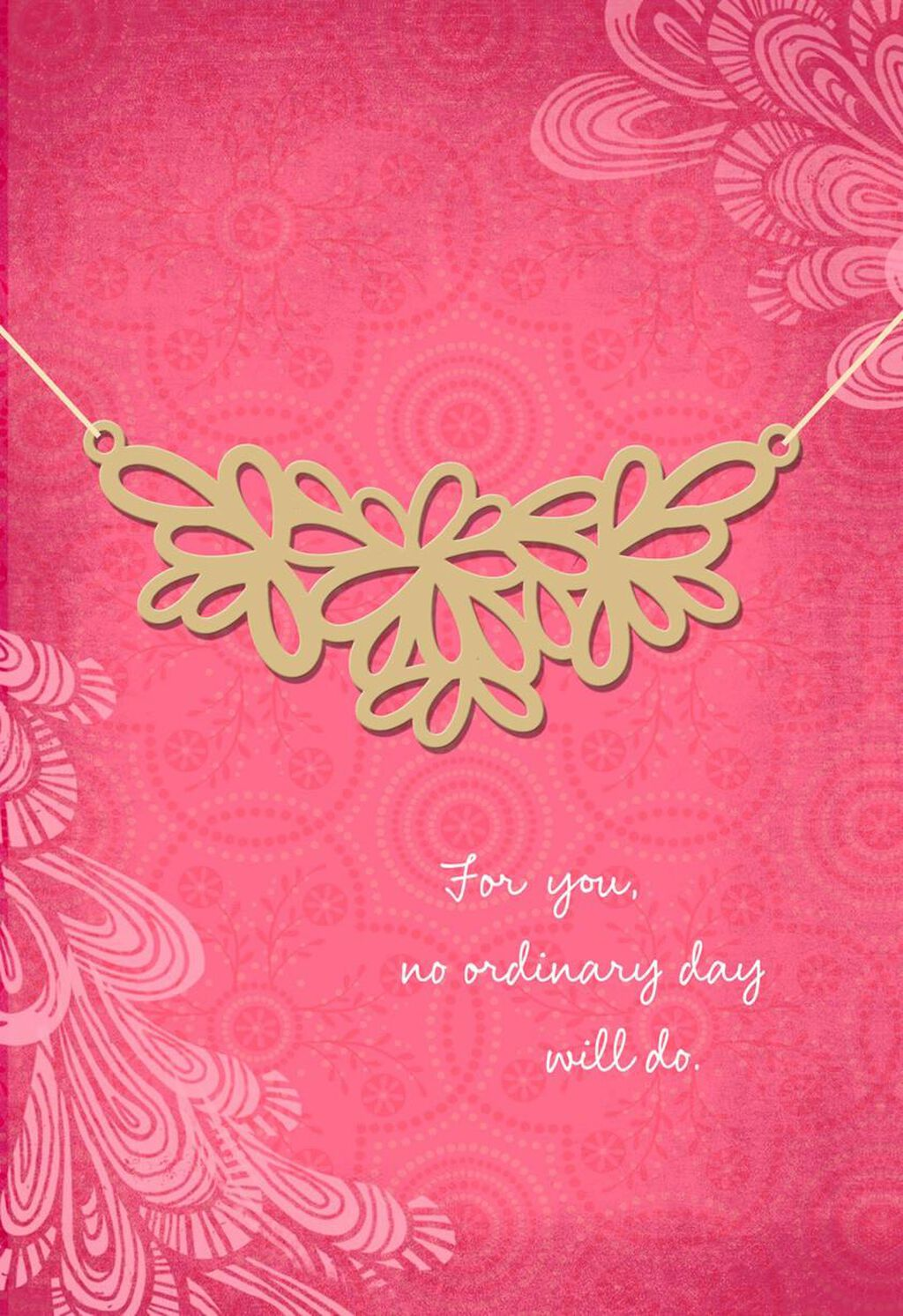 Mom Necklace Mothers Day Card Hallmark