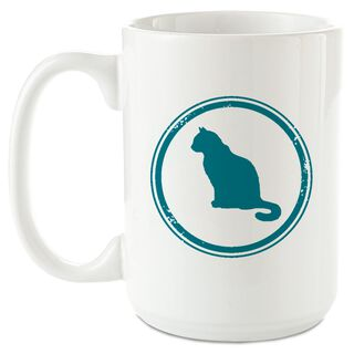 My Heart Belongs To Personalized Ceramic Pet Mug,