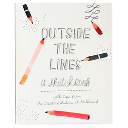 Outside the Lines Sketchbook, , large