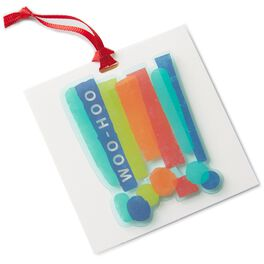 Woo-Hoo Exclamation Point Gift Tag, , large