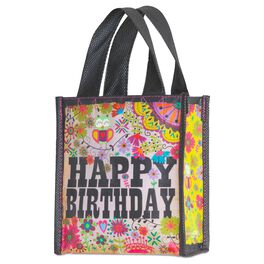 Natural Life Happy Birthday Gift Bag, Small, , large