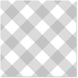 Pearl Gray Gingham Wrapping Paper Roll, 27 sq. ft., , large