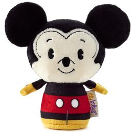 itty bittys® Mickey Stuffed Animal, 2nd in Mickey Mouse Series, , large