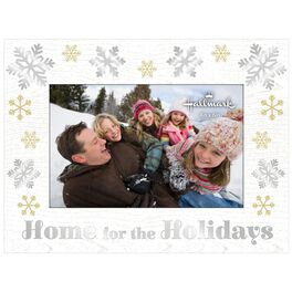 Home for the Holidays Malden 4x6 Picture Frame, , large
