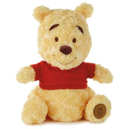 464b8d1fe37 Winnie the Pooh 50th Anniversary Stuffed Animal