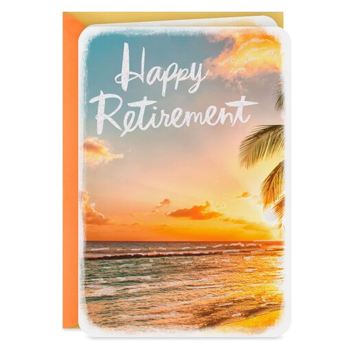 Quayside Cards Retirement Card 7 Day Weekend