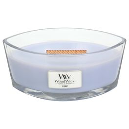 WoodWick® HearthWick Flame® Candle, Lilac, , large