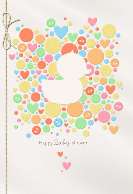 Rubber Ducky Baby Shower Card Greeting Cards Hallmark