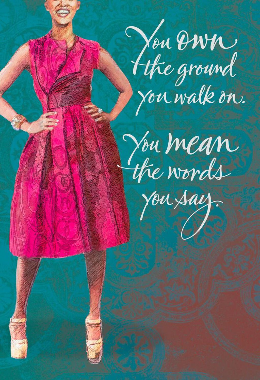 Beautiful Soul Woman Birthday Card Greeting Cards Hallmark