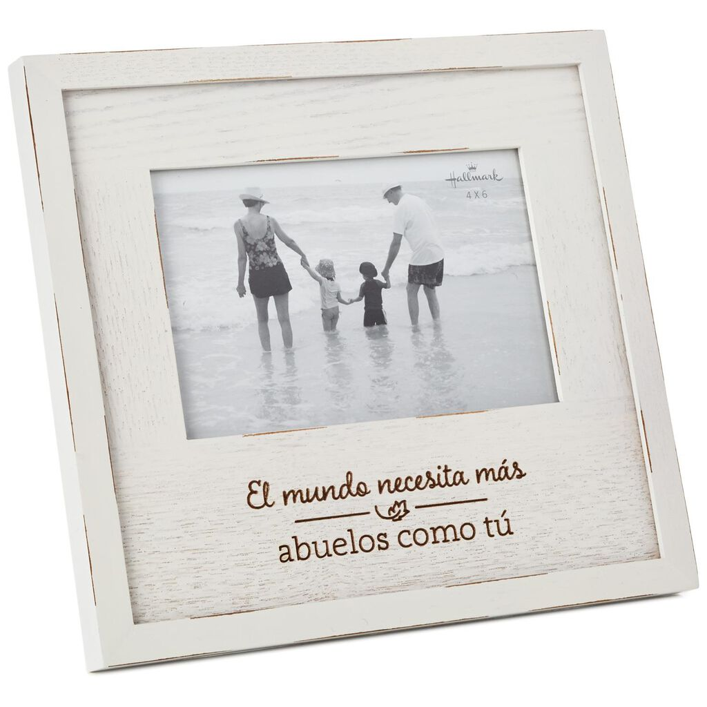 Abuelo Wood Picture Frame, 4x6 - Picture Frames - Hallmark