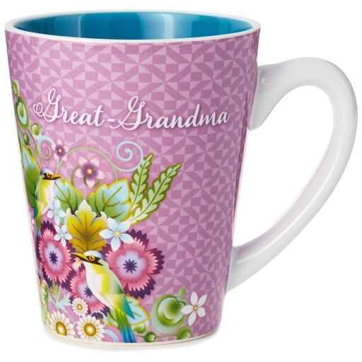 Catalina Estrada Great Grandma Mug 11 Oz