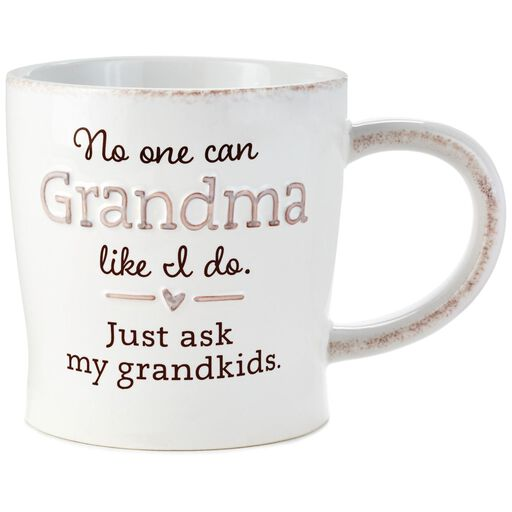 No One Can Grandma Like I Do Mug 12 Oz