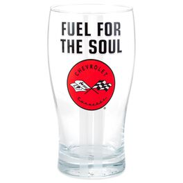 Chevrolet® Corvette® 18 oz. Pilsner Glass, , large