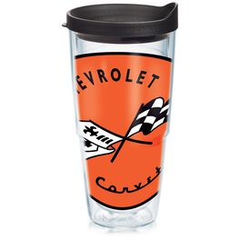 Tervis® Chevrolet® Corvette® Tumbler, 24 oz., , large