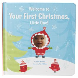 Baby's First Christmas Board Book, , large