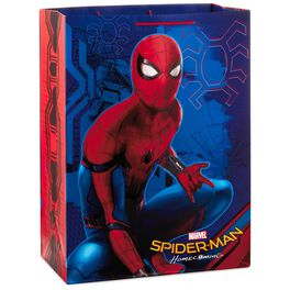 "MARVEL Spider-Man: Homecoming X-Large Gift Bag, 20.5"", , large"