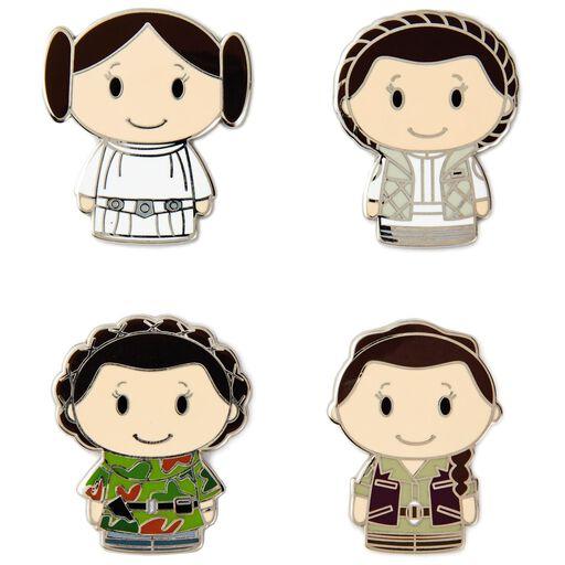 f7470323 itty bittys® Star Wars™ Princess Leia™ Collectible Enamel Pins, ...