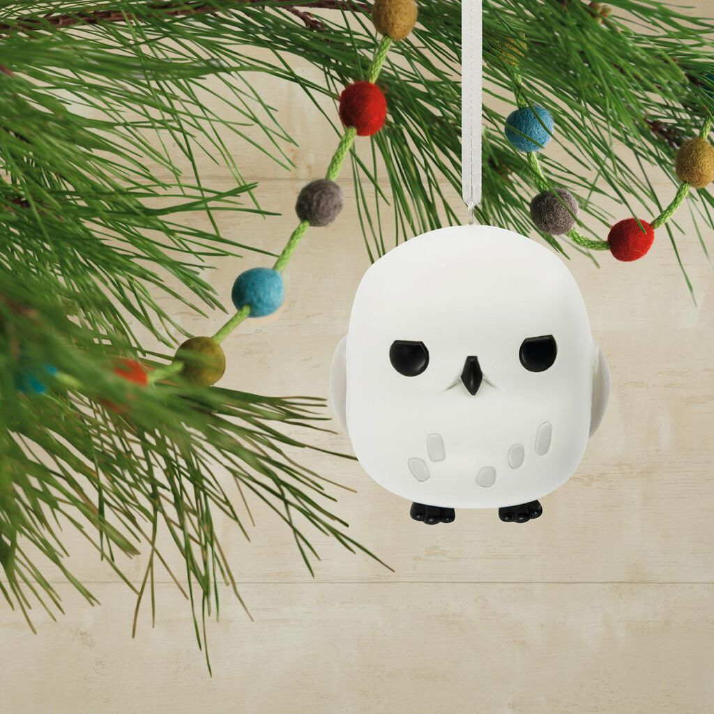 Harry Potter Hedwig Hallmark Ornament